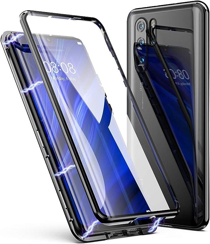150 opinioni per Custodia per Huawei P30 Pro, ZHIKE Caso Adsorbimento Magnetico Anteriore e
