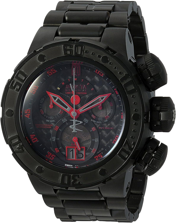 [インヴィクタ]Invicta 腕時計 'JT' Quartz Stainless Steel Casual Watch, Color:Black 22270 メンズ [並行輸入品]