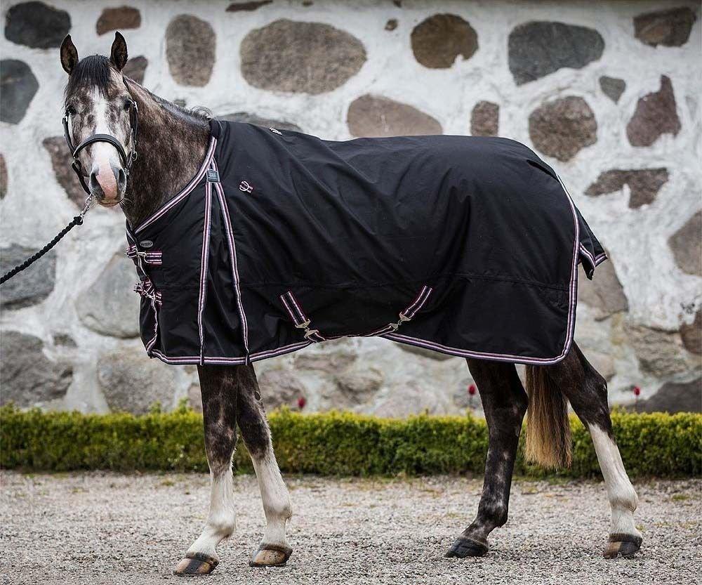 Pferdedecke KL 400g 600D Winterdecke l Extrem reissfest l Wasserdicht