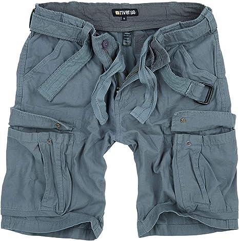 Pantalones cortos para hombre Rivfynn de Riverso, estilo vintage ...