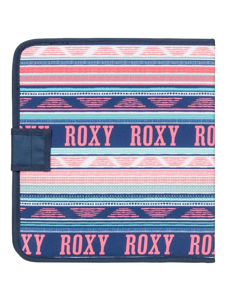Roxy What A Day Carpeta de 4 Anillas, Mujer, Verde/Blanco (Bright White AX Boheme Border), Talla Única: Amazon.es: Deportes y aire libre