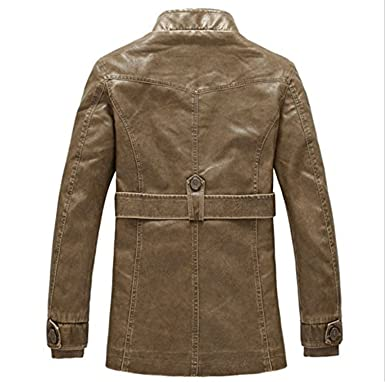Amazon.com: kaured elegante para hombre, vintage longitud ...