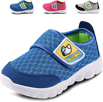 "NEW  BABY GIRLS CASUAL SHOES SIZE 4 SOLE LENGTH 5/""  BLUE"