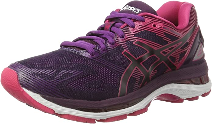 Asics T750N9020, Zapatillas de Running para Mujer, Negro (Black/Cosmo Pink/Winter Bloom), 40 EU: MainApps: Amazon.es: Zapatos y complementos