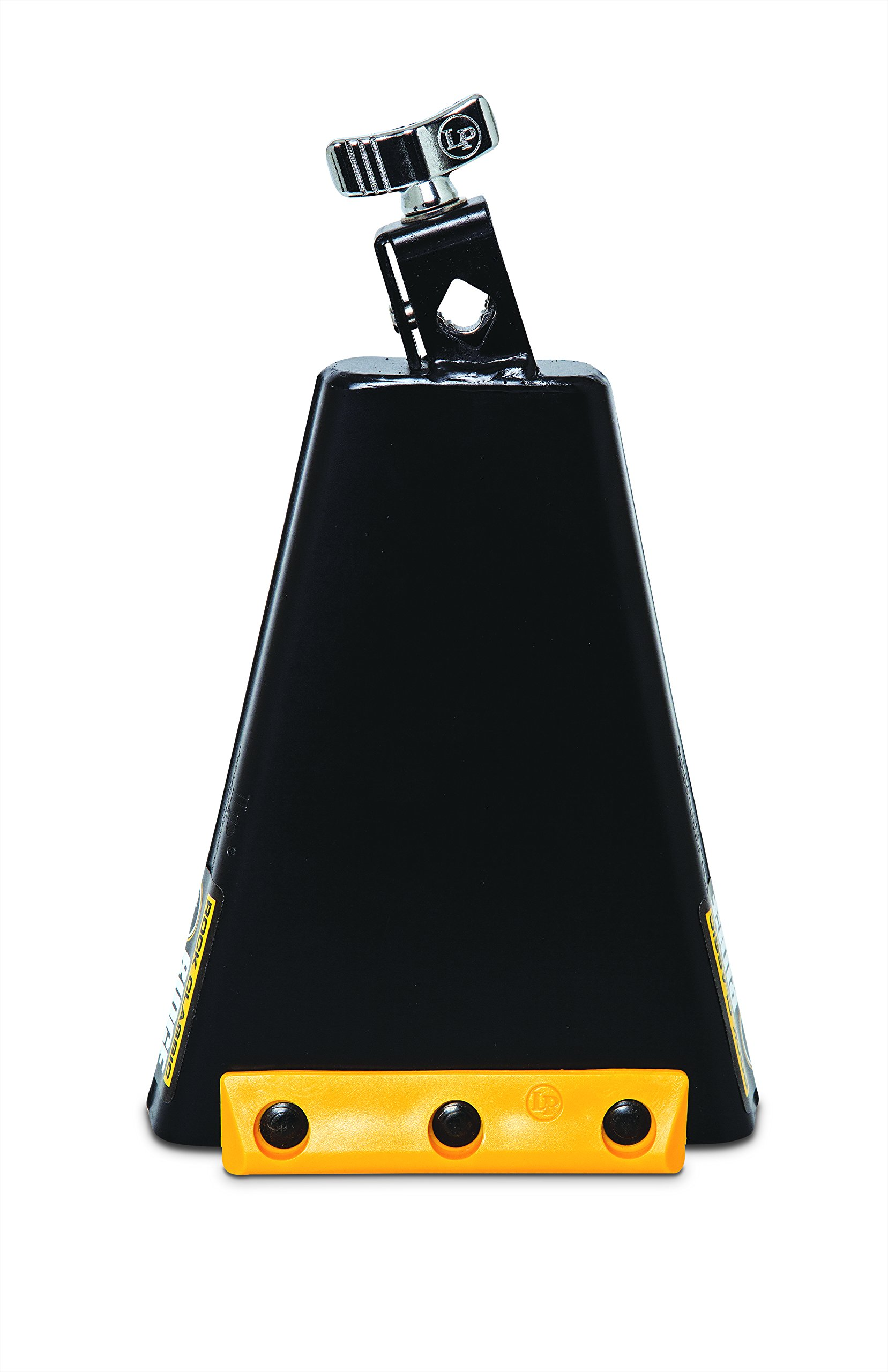 Latin Percussion LP009-N 8-Inch Class Rock Ridge Rider Cowbell with Self-Aligning 1/2-Inch Mount by Latin Percussion