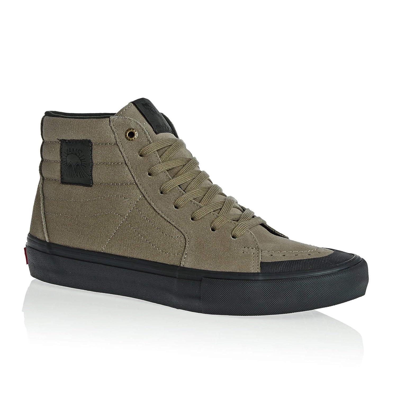 43bdfeee3e36c5 Vans SK8 Hi Pro Shoes UK 6 Covert Green Black  Amazon.co.uk  Shoes   Bags