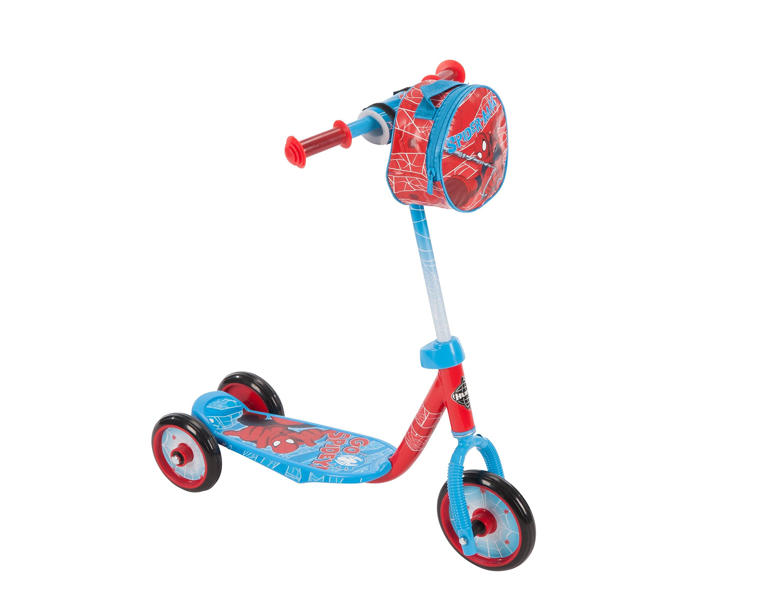 Huffy Marvel Spider-Man 3-Wheel Scooter