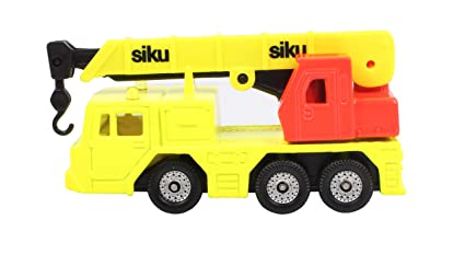Siku Super Serie 1326 Hydraulischer Kranwagen