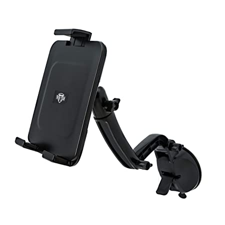 Amazon.com: Trucker Tough Tablet Mount Holder for ELD GPS Garmin Nuvi Tomtom Via Go Magellan DashCam Navigator & Phablet-Style Smartphone Devices in Cars ...