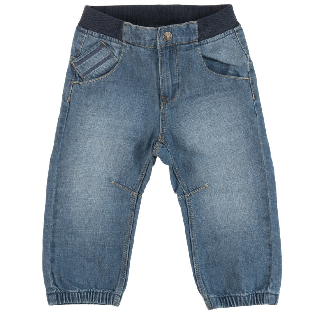 Polarn O. Pyret Easy Denim Pull ON (Baby)