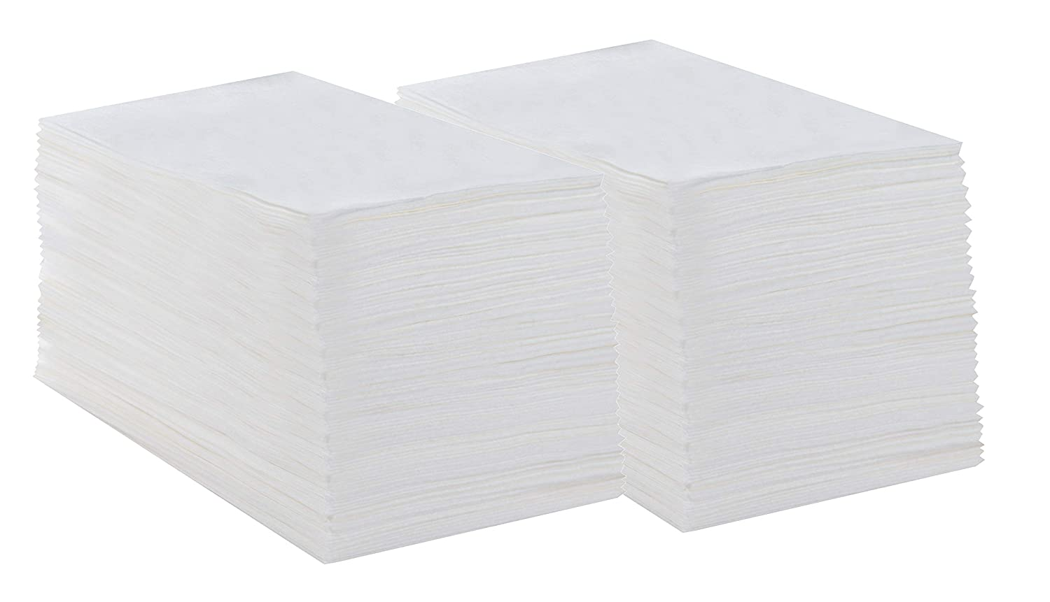 Disposable Guest Towels Linen-Feel Hand Napkins for Hotel 100-Pack Cloth-Like Tissue Paper Party Restaurant Bathroom Juvale Kitchen Office Wedding