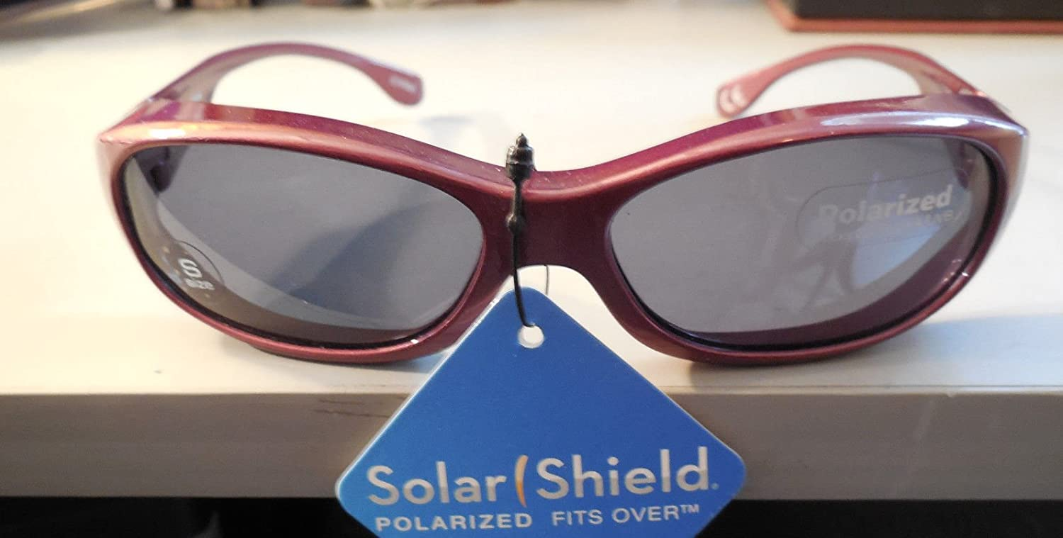 Amazon.com: Solar Shield anteojos de sol Fit con anteojos ...