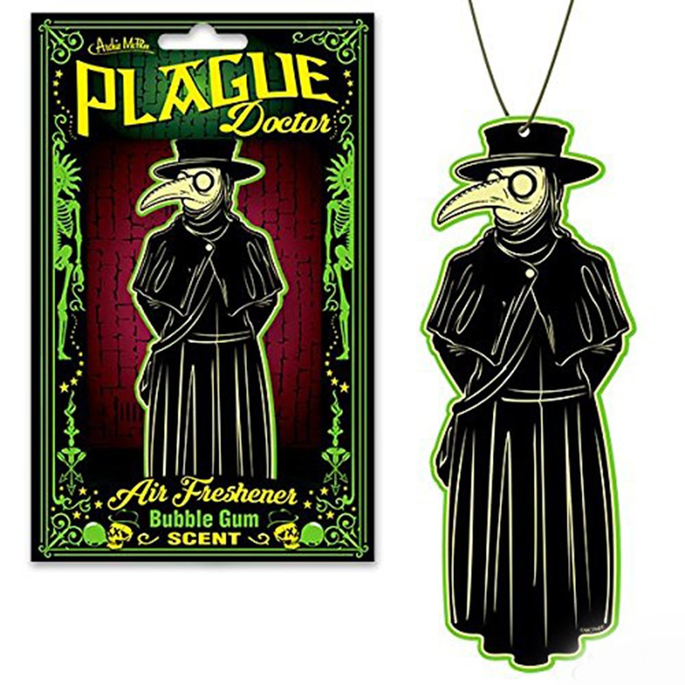 Plague Doctor Air Freshener Accoutrements