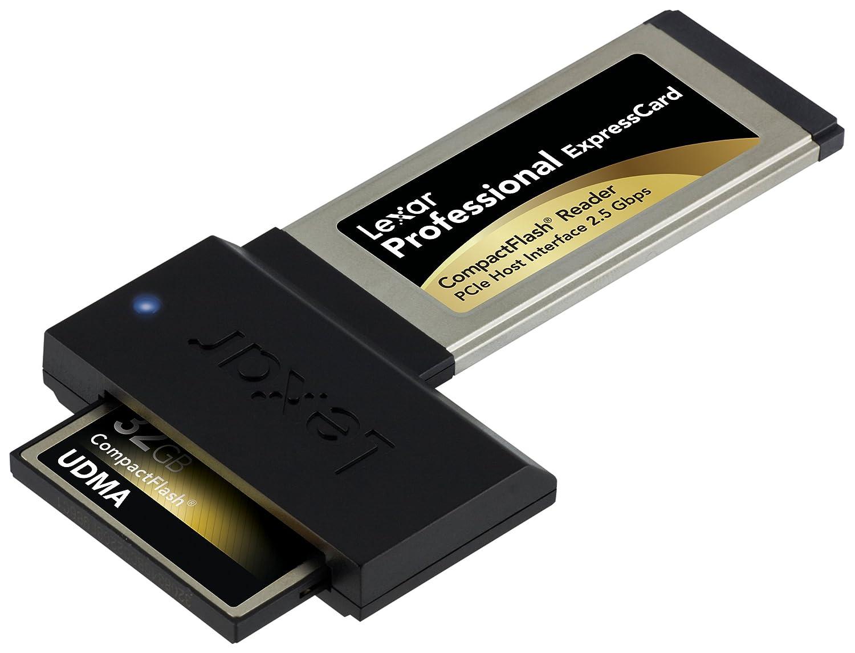 Amazon.com: Lexar Professional Express Card Compact Flash ...