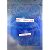 Noël magique: Journal des voeux (English Edition)