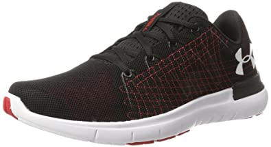 UA Micro G Speed Swift 2 Chaussures de Running Homme Noir (Noir - 46 EUUnder Armour vgnhPe3k