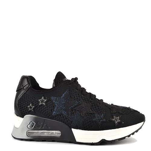 Ash Zapatos Babe Zapatillas Negro Ninos 36 Negro 8Of2r