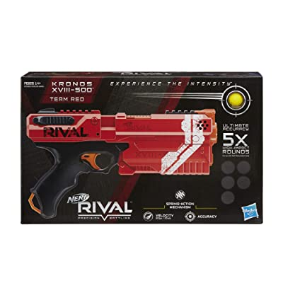 NERF Rival Kronos Xviii-500 (Red): Toys & Games