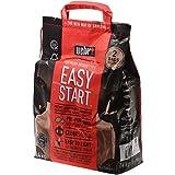 Weber 17532 Easy Start Premium Briquettes , Doppelpack, 1.4kg