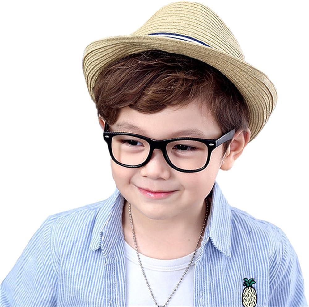 DB-Children hat Sombrero de Paja Trekking Trilby Niños Chicos