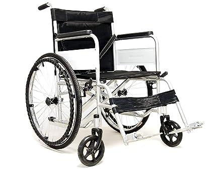 Sedie A Rotelle Pieghevoli Leggere : Carrozzina sedia a rotelle ad autospinta carrozzina pieghevole