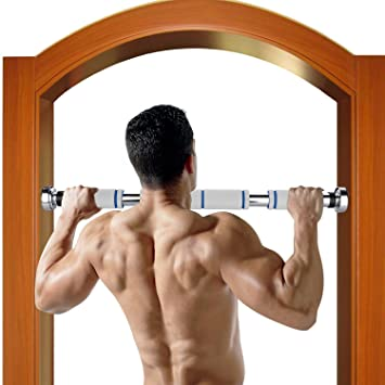 Physport Doorway Pull Up Chin up Bar for Home Gym & Amazon.com : Physport Doorway Pull Up Chin up Bar for Home Gym ...