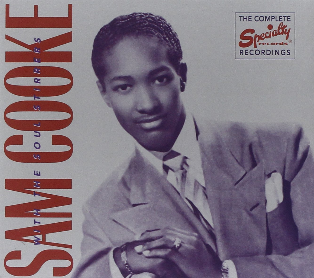 Complete Recordings of Sam Cooke with the Soul Stirrers by COOKE,SAM
