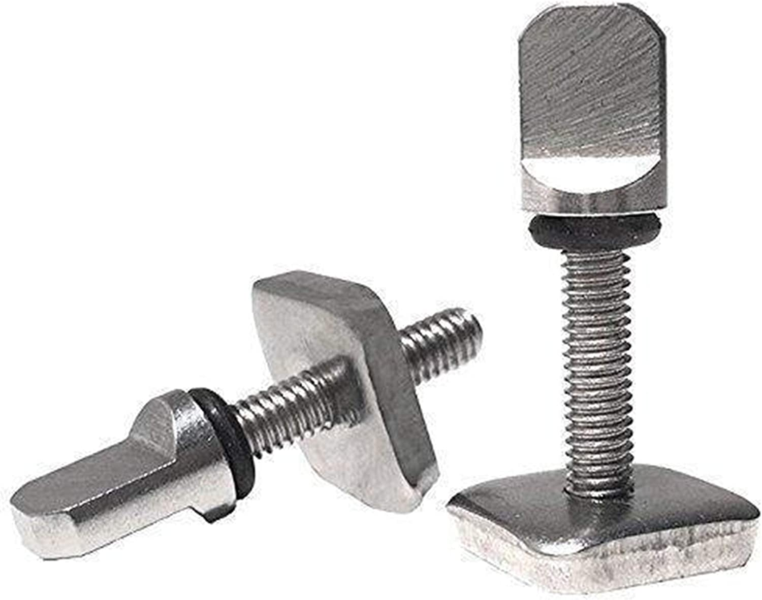 PeaLoe Surfing Accessories No Tool Stainless Steel Fin-Screw