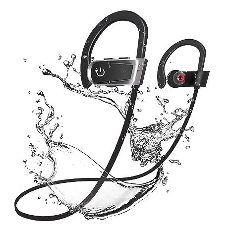Amazon Com Bluetooth Headphoneszamkol Wireless Sports Earphones
