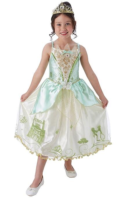 Rubies - Disfraz oficial de la princesa Disney Tiana ...