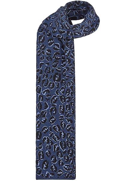 prezzo competitivo 3d54d c94a2 Fendi - Sciarpa - Donna Blu blu taglia unica: Amazon.it ...