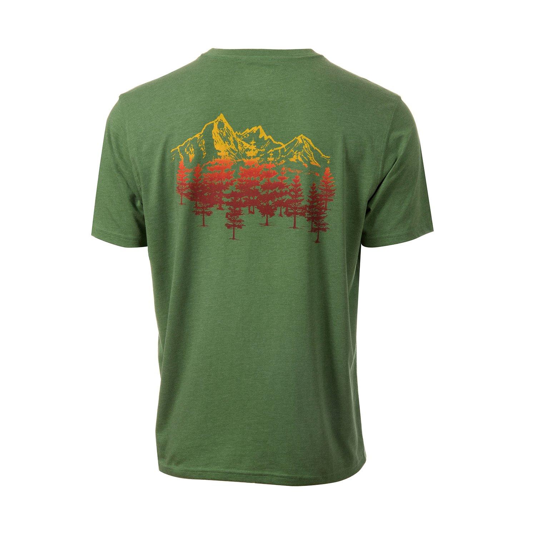 Coleman SHIRT メンズ B07BDQXL1M XX-Large|Green-mountain Green-mountain XX-Large