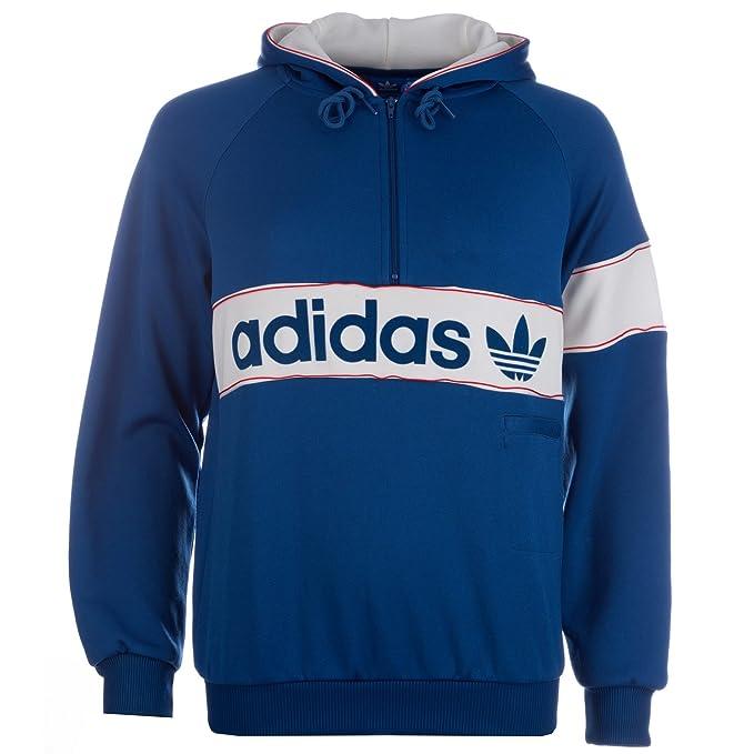 adidas Originals Sudaderas - Adidas Originals NY 1986 Hoody - Dark Marino azul 16 : Amazon.es: Ropa y accesorios