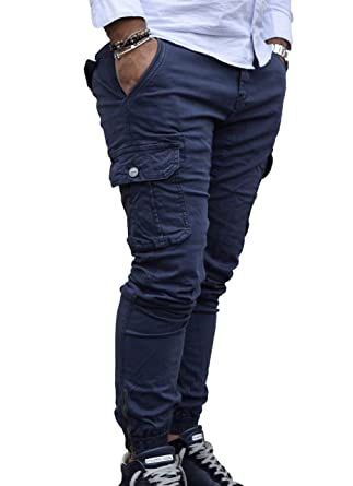 jeans uomo tasche laterali 4 stelle e più Amazon.it