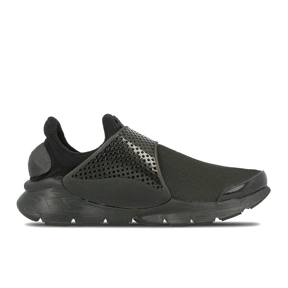 NIKE Womens Sock Dart Running Shoes B01JJD3PVO 8 B(M) US Black/Black-volt