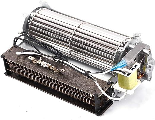BBQ-Element Ventilador de Repuesto para Chimenea con Elemento de ...