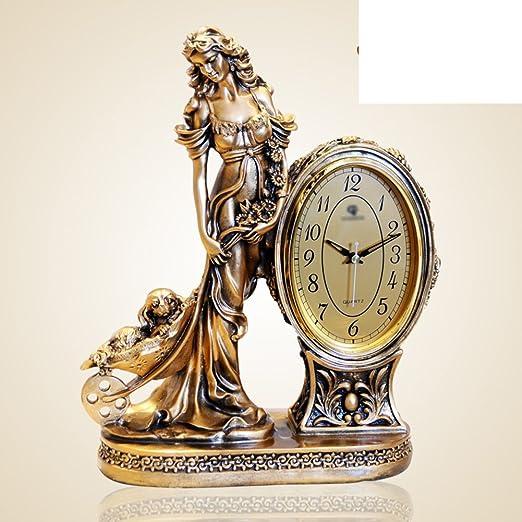 Relojes de estilo europeo sala de estar reloj de decoración ...