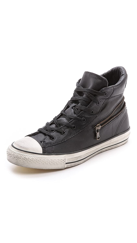 Converse Adult John Varvatos Leather Back Zip Unisex
