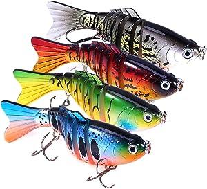 Plusinno Bass Fishing Lures