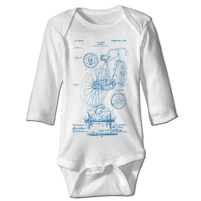 430e56f88c1 Racing Bicycle Poster Cycling Art Bicycle Print Newborn Clothes Baby Kids  Logo Print Baby Bodysuit Cotton