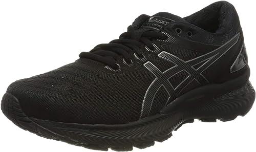 asics donna nere scarpe