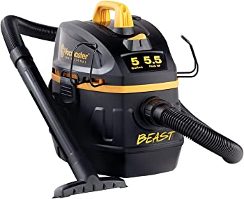 Vacmaster 5-Gallon 5.5 HP Wet Dry Shop Vac