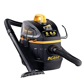 Vacmaster Professional High Power Drywall Dust Vacuum