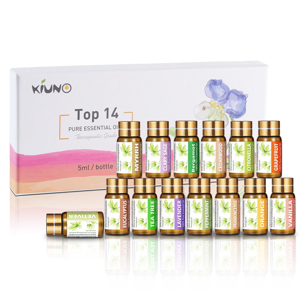 Aceites esenciales de rosa de 10 ml KIUNO