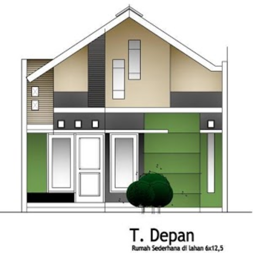 Cheap  Modern House Designs