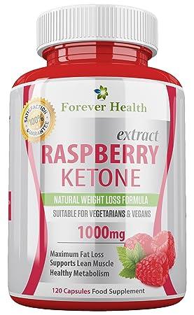 Cetona de Frambuesa Pura Raspberry Ketone - Perder Hasta 4.5 ...