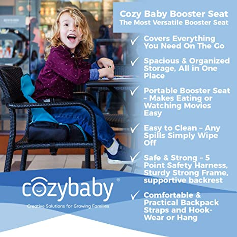 Amazon.com: 3 en 1 – Acogedor asiento de viaje/mochila/bolsa ...