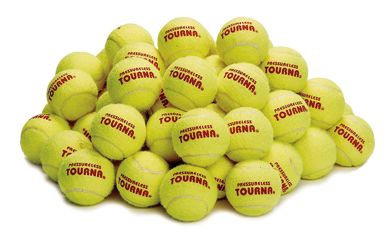 Pressureless Tennis Ball (2-Pack/ 120 Total)