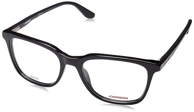 94cfed0c36f Amazon.com  Carrera 6641 Eyeglass Frames CA6641-064H-5118 - Black ...