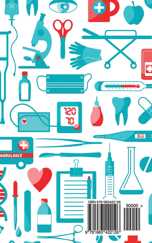 Amazon.com: Agenda universitaria enfermeria 18-19: Curso ...